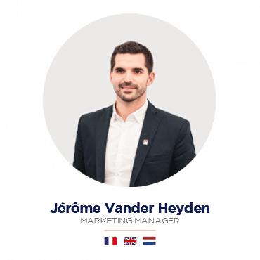 Jérôme Vander Heyden