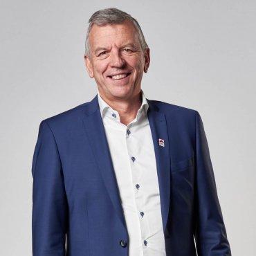 Jean-Pierre Dauwe - erkend vastgoedmakelaar en zaakvoerder bij ERA Dauwe Vastgoed