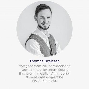 Thomas Dreissen - ERA Key One - Agent Immobilier - Vastgoedmakelaar